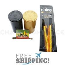 Shine 24K Karat Gold Wraps 2 Pack Papers Plus Bonus Gifts!