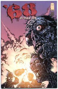 '68 JUNGLE JIM #4 A, VF+,1st Print  Zombie Walking Dead Vietnam War  2013 Horror