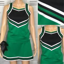 Cheerleading Uniform High School Adult Large Plain