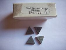 MICRO 100 INDEXABLE INSERTS