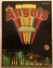 Angels Official 1984 Yearbook