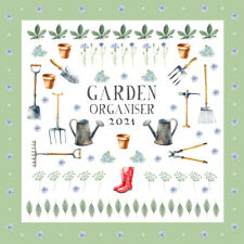 2021 Calendar Garden Organiser Square Wall by The Gifted Stationery Gsc20028