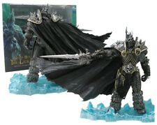 "World of Warcraft the Lich King Arthas Menethil Figure 8.3"" Toy Statue nouveau"