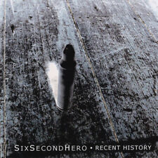Six Second Hero - Recent History (5 track CD EP 2004) MINT