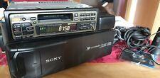 Sony Autoradio Cassette +CD Wechsler und Viel Zubehör TOP
