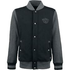 Jack Daniels Collegejacke Größe S Original Old No.7 Logo Jacket College Jacke
