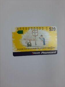 $20 Mint Phonecard Lifeline  Prefix 797