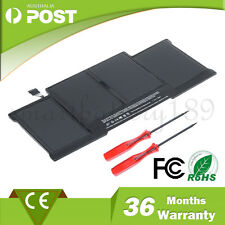 """Battery for Apple MacBook Air 13"""" Mid-2012 2011 2013 A1405 A1466 A1496 7200mAh"""