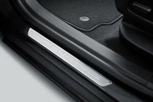 2019-2020 Blazer Genuine GM Front Door Sill Plates With Blazer Script 84200227