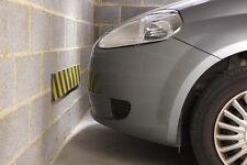 Wand Schutz Set  Stosstangen  Tür - Schutz selbstklebend    schwarz gelb  100cm