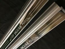 jaguar x308 tread plate inlays new sills inlays etched Stainless panels 94-02