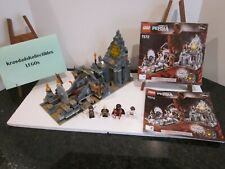 LEGO PRINCE OF PERSIA SET 7572 QUEST AGAINST TIME COMPLETE W/ MINIFIGS & MANUALS