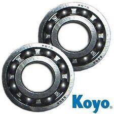 Kawasaki KX250 KX 250 2002 - 2008 Koyo Crank Main Bearings