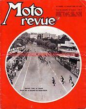 MOTO REVUE 1893 HARLEY DAVIDSON 1200 Electra Glide CHAMOIS 24H de Barcelone 1968