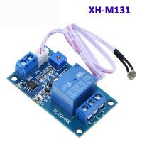 XH-M131 5V 12V Light Control Switch Detection Sensor Photoresistor RelayModule h