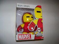 Retired new Marvel Comics Avengers IRON MAN Classic Armor Mighty Muggs figure