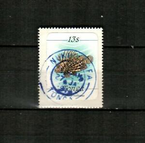 TONGA Scott's 570 ( 1v ) Fish F/VF Used ( 1984 ) #1