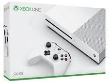 Microsoft Xbox One S 500GB System Console  Brand New
