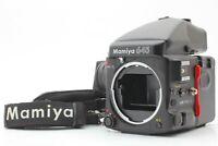 【TOP MINT】 Mamiya 645 Pro TL Medium Format Film Camera Body w/ AE Prism Finder