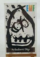 EMF: Schubert Dip Cassette Capitol Records# 1991 E496238/1991