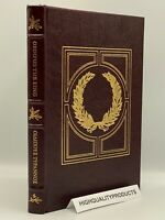 Easton Press OEDIPUS THE KING Sophocles Collector's LIMITED Edition DUAL GREEK