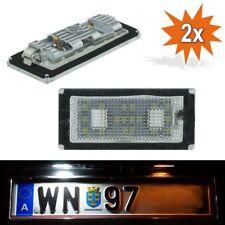 LED Kennzeichenbeleuchtung Leuchte BMW 7er E65 E66 E67 Facelift 04/05 -12/09 A23