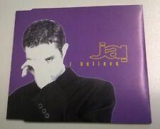 Jai I Believe CD Single (7 mixes incl Blade and Carl Mcintosh)
