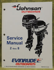 1995 Johnson Outboard Service Repair Manual 2 2.3 3.3 3 4 5 6 8 Hp Evinrude