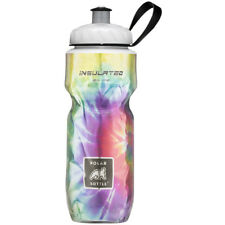 Polar Bottle Sport Insulated 20 oz. Water Bottle - Tie-Dye Rainbow