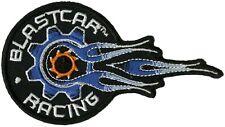 "Boy Scout Cub Blast Car Racing Patch Emblem 4"" Brand New BSA Collectible"