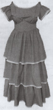 Civil War Style GIRL'S/TEEN PARTY DRESS Timeless Stitches PATTERN TSB-302