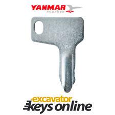Yanmar Key Heavy Equipment Keys, Locks & Hardware for sale | eBay