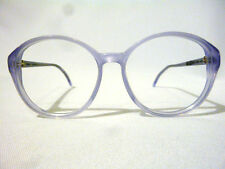 Vintage Regency Eyewear Paletta Lilac Frost 56/16 Eyeglass Frame New Old Stock