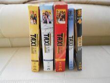 TAXI seasons 1,2,3,4 and final season DVD individual boxsets Reg 1
