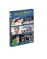 DVD HERCULE POIROT EDITION  3 Filme: Tod auf dem Nil, Mord im Orient Express...