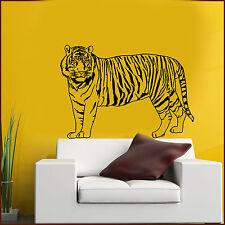 Tiger Realistic Wall Art Sticker/Decal