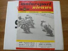 MOTORSPORT NIEUWS 1975-15 DRIESSEN,SPIERINGS,BONKE BELFELD WEGRACE,AARTS,HONDA G