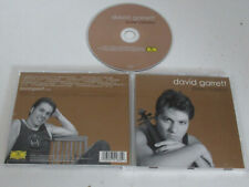 David Garrett – Pure Classics/German Gramophone – 474 183-2 CD Album