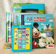 Disney Mickey Mouse Clubhouse  Electronic Me Reader & 8 Book Library Set