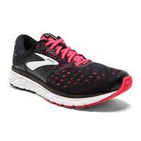 BROOKS Women's GLYCERIN 16 Scarpe Running Donna Neutral BLACK PINK 120278 070