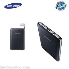 Caricabatteria portatile 3.1a Nero Samsung Eb-p310sibegww in Confezione Original