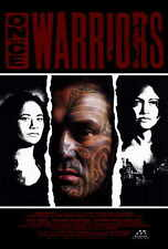 ONCE WERE WARRIORS Movie POSTER 27x40 Rena Owen Temuera Morrison Mamaengaroa