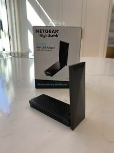 Netgear Nighthawk AC1900 WiFi USB 3.0 Adapter