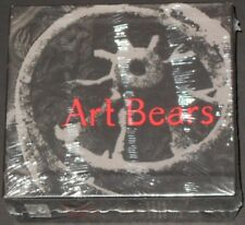 ART BEARS the art box USA 6-CD 2015 new sealed REMASTERED residents HENRY COW