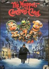 The Muppet Christmas Carol Disney Official Vintage Retro Poster ATHENA rare