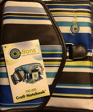 Creative Options Craft Notebook 3 Ring Binder w/ pouches
