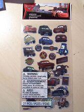Nuevo-Ek success-disney-scrapbook / cardmaking Stickers-Cars