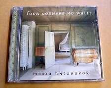 Maria Antonakos - Four Corners No Walls - ( 4 ) - CD Album CDs - Passengers …