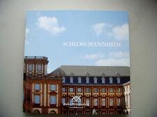 Schloss Mannheim 2006 Neuordnung des Mittelbaus unter wiederher.. Mansarddächern
