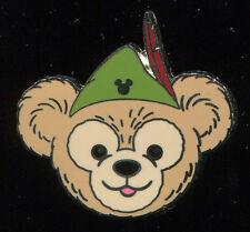 Wdw 2013 Hidden Mickey Duffy's Hats Peter Pan Disney Pin 94937